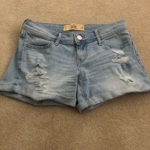 Hollister Midi Short